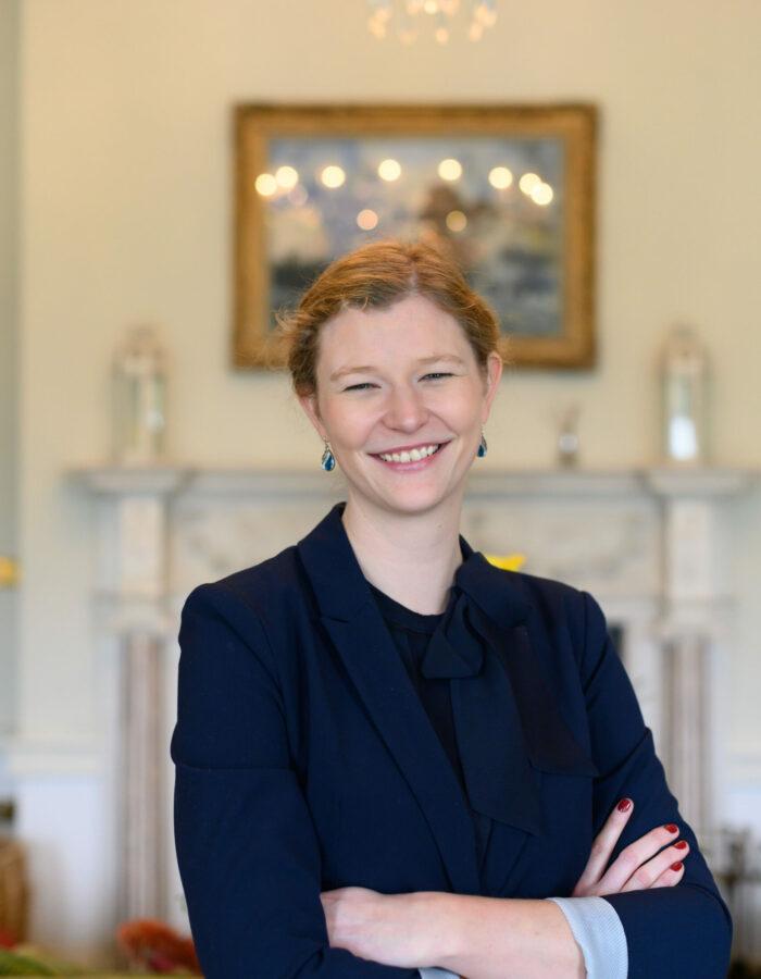 Elisabeth Fechner Dublin